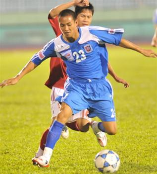 Bóng đá Bình Định chuyển giao
