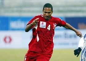 Trung vệ Bruno sẽ được nhập quốc tịch Việt Nam sau nhiều năm chơi bóng cho Bình Định.