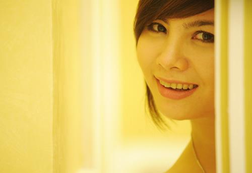 Hồ Thu Phương rất vui mừng với sự ra mắt của album Lucky Girl.