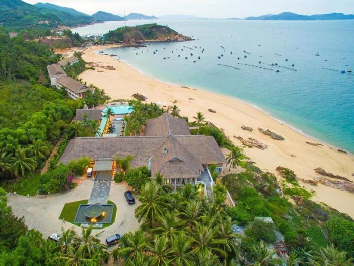 Toàn cảnh Avani Quy Nhơn Resort & Spa